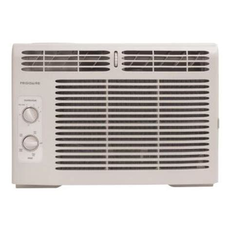 frigidaire 5 000 btu window air conditioner fra052xt7