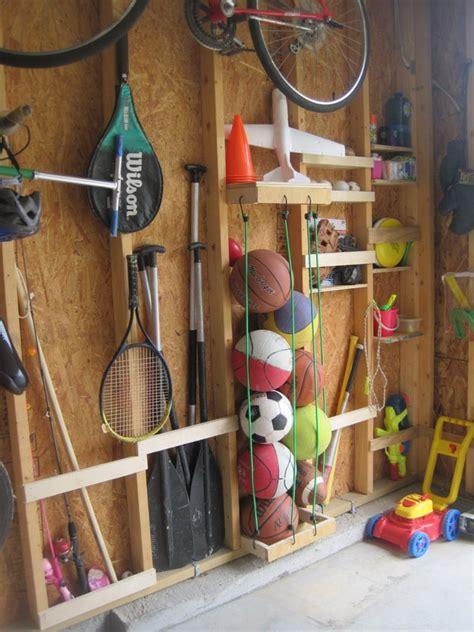 clever garage storage  organization ideas hative