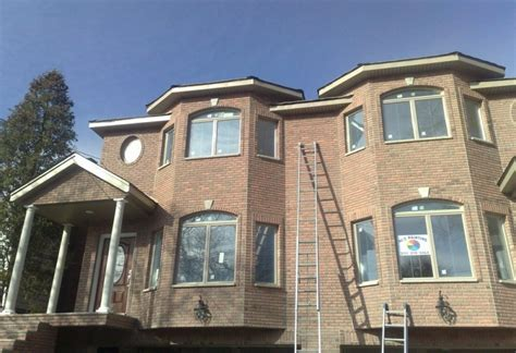 5 Seamless Gutters by 5 Seamless Gutters With Gutter Screen Nj Gutters
