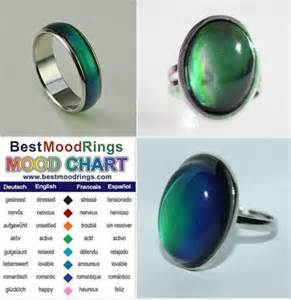 what mood is green what does the color light green mean on a mood ring