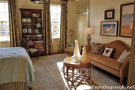 southern living master bedroom southern living idea house in senoia georgia bedrooms and