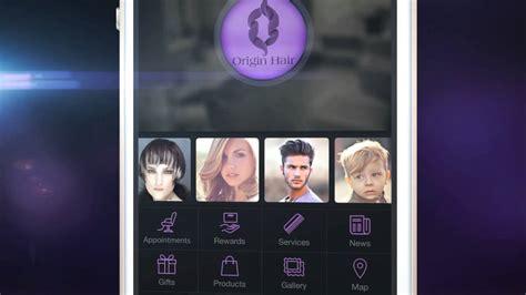 Hair Dresser App by Salon App Mobile App For Hair Salons Salon Kickstarter