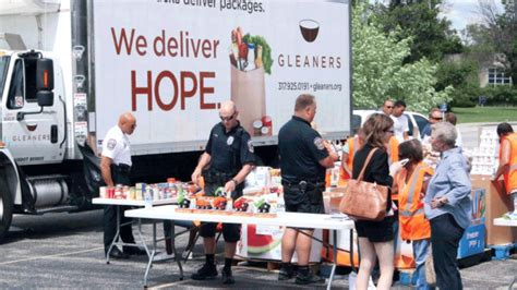 Gleaners Mobile Food Pantry by Food Pantries In Indianapolis Recipes Food