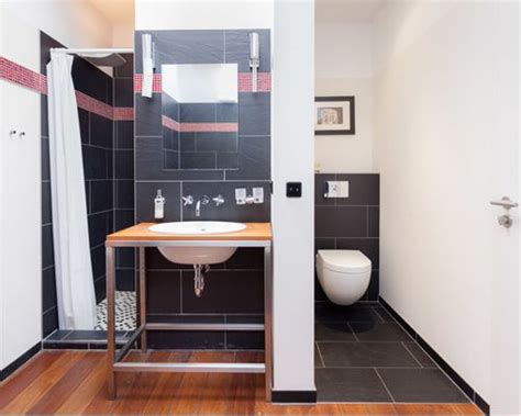 Schwarzes Kabinett Badezimmer by Kleine Badezimmer Ideen Beispiele F 252 R Die Badgestaltung