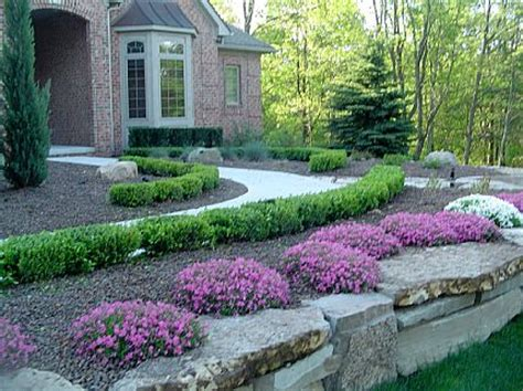 Landscape Design Mi Garden Installermichigan Landscape Company Serving