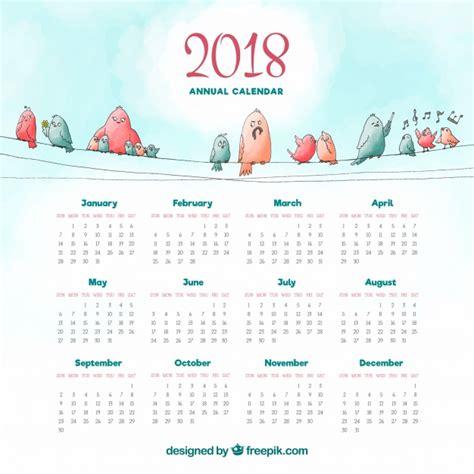 Calendario De 2018 Completo Calend 225 2018 Baixar Vetores Gr 225 Tis