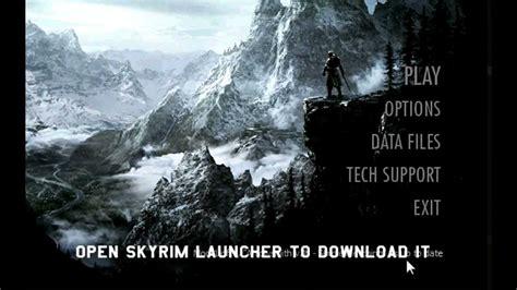 skyrim script extender skse how to install skyui skse for skyrim fast simple