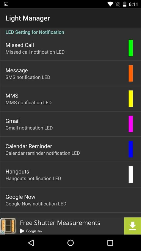 how to do lights with how to completely customize the led notification colors on