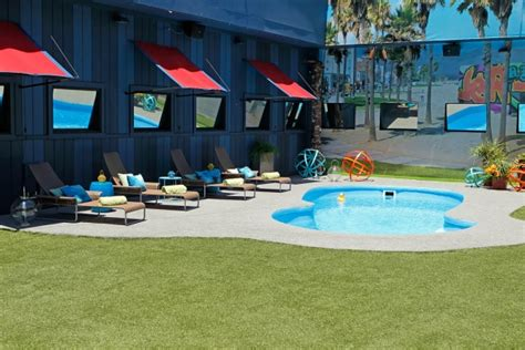 big brother backyard new house photos big brother photos cbs com