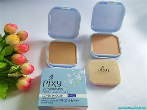 Bedak Pixy Cover Smooth review pixy two way cake cover smooth mudrikah stories