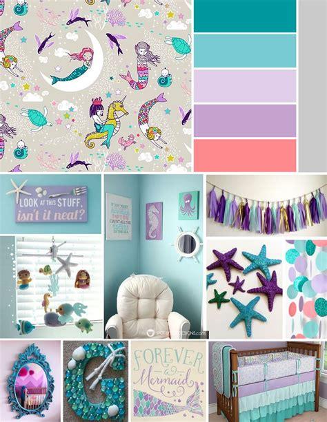 Mermaid Nursery Decor Best 20 Mermaid Nursery Ideas On Mermaid Room