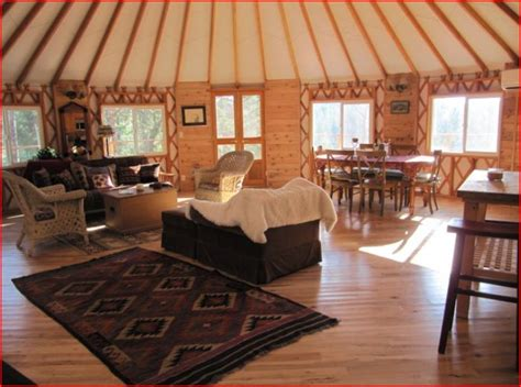 Luxury Yurt Homes Luxury River Yurts Yurts