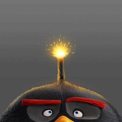 2048 angry birds gif