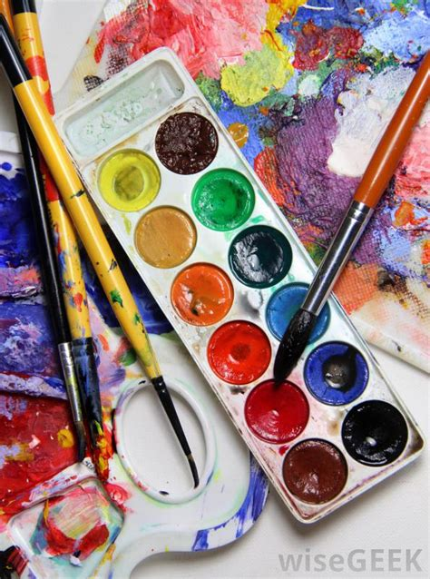 water color paints should my child take classes with pictures