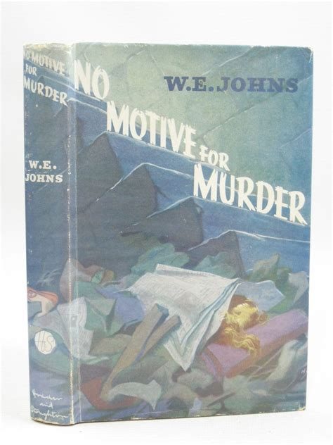 no motive in murdoch books murder by air written by johns w e stock code 813618