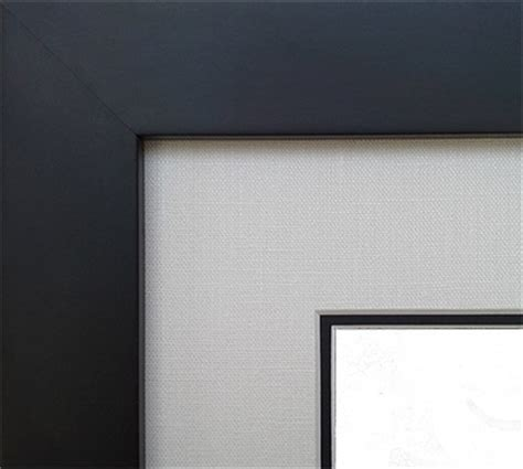 Frames And Matting by Tribeca Executive Diploma Frame With Genuine Linen Matting