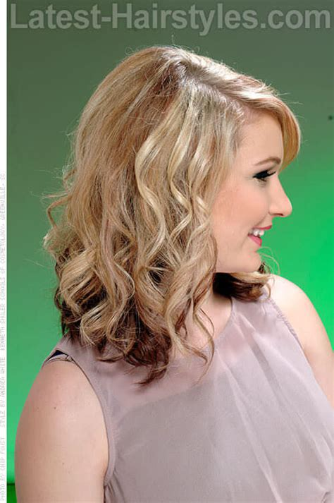 best curling wand medium length hair best curling wand for lob newhairstylesformen2014 com