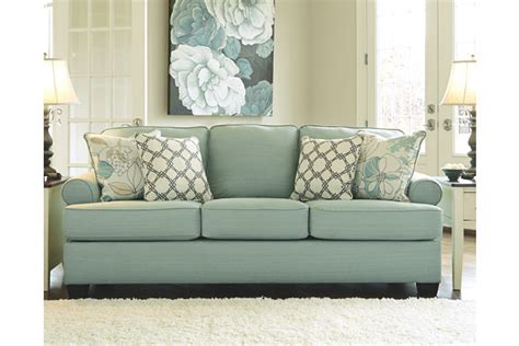 daystar seafoam sleeper sofa green sofa beds flottebo sofa bed with lofallet