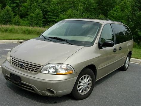 purchase   ford windstar lx cdvgreat running carno reserve  vienna virginia