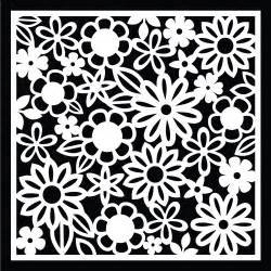 flower background by request free cut files