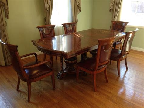 Exclusive Dining Tables Mesmerizing Exclusive Dining Table Ideas Best Idea Home Design Extrasoft Us