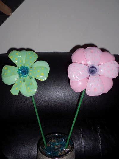fiore di plastica fiori di plastica dipinti a mano per la casa e per te