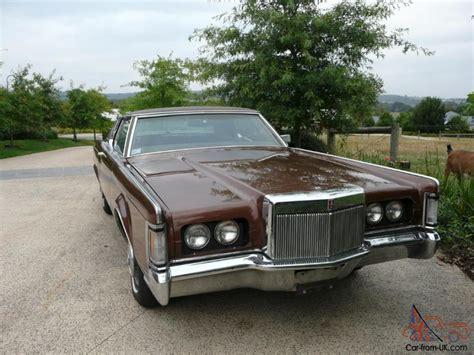 1970 ford lincoln continental 1970 ford lincoln continental color automobile ad