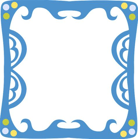Digital Photo Frame Pigura Bingkai Foto Digital 10 Inch Aif612 funky frame ornate 183 free vector graphic on pixabay