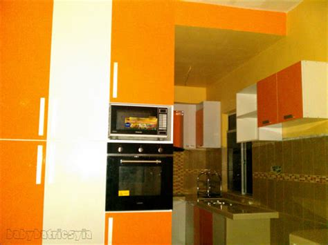 Lu Gantung Dapur a place where i called home my new kitchen cabinet part 1