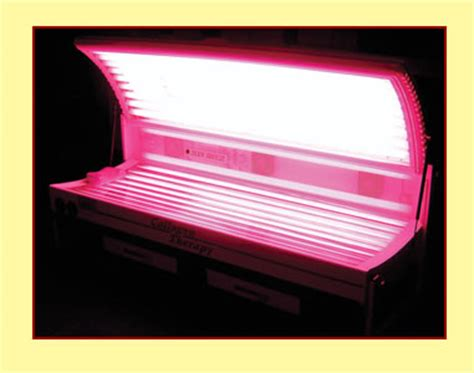 Light Therapy Beds by How It Works Light Therapy From Island Leisure