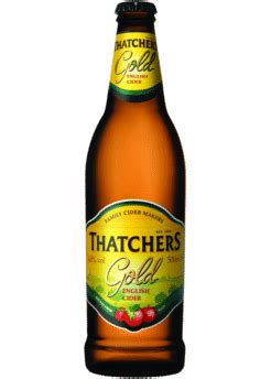 thatchers gold english cider | total wine & more