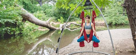 how to hang a yoga swing installing your yoga swing omni gym yoga swings