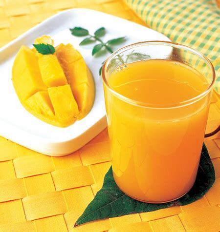 bahan untuk membuat jus mangga cara membuat jus buah mangga segar nikmat sajian nusantara