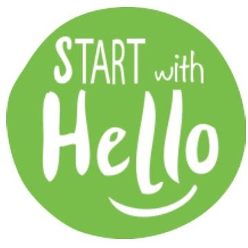 start with hello | madison cares