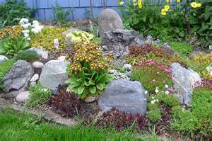 Rock Garden Pictures Ideas Stunning Rock Garden Design Ideas Corner
