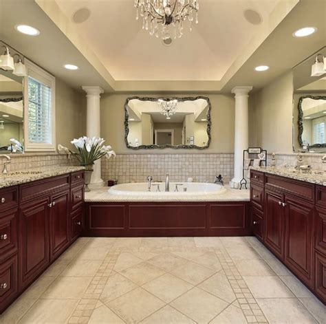 bathroom white cabinets dark floor 28 gorgeous bathrooms with dark cabinets lots of variety