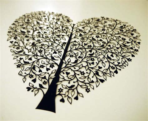 Paper Cut L by Beautiful Papercut By Suzy Graphiste