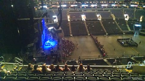 Section 12 A 2 by Staples Center Section 320 Concert Seating Rateyourseats