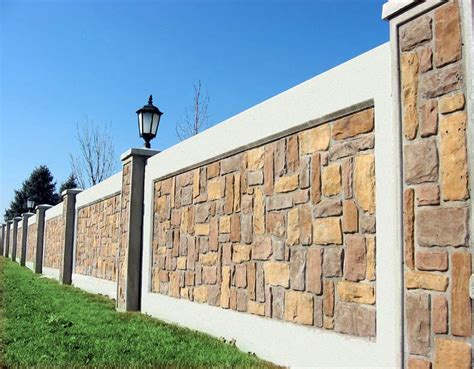 house compound wall designs photos the gallery for gt new model compound wall designs