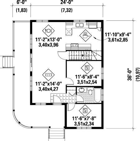 cute house plans floor 1 houseplans pinterest
