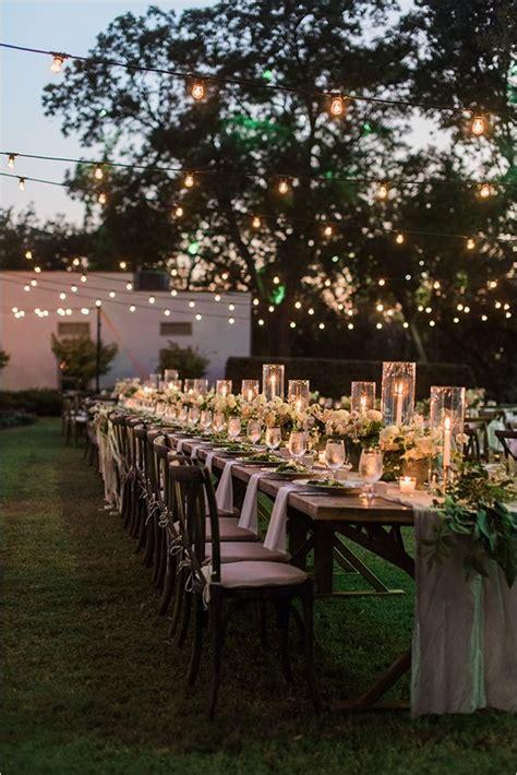 garden wedding reception ideas simple only best 25 ideas about wedding reception lighting on
