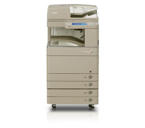 Mesin Fotocopy Lexmark canon imagerunner advance c5235a color copier zapcopiers