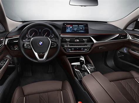 Bmw 6 Series Interior by New Bmw 6 Series Gt Unveiled Replaces 5 Series Gt