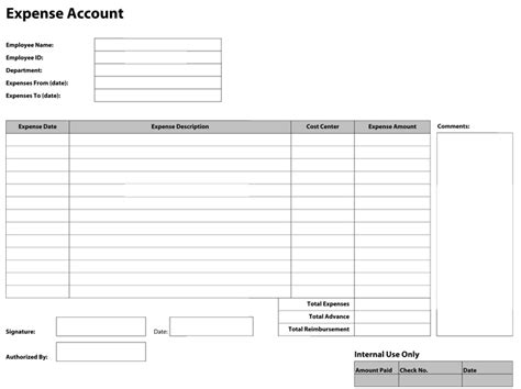 expense claim form template best photos of expenses claim form pdf travel expense