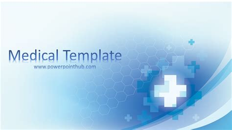 free powerpoint template medical template powerpoint hub