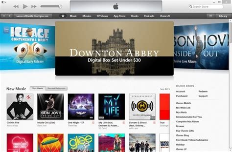 on with new features in itunes 11 review