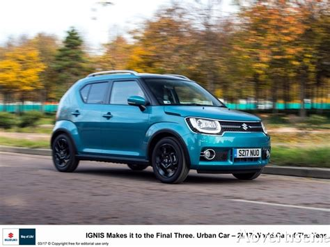 World Car Suzuki Advertiser Ie Suzuki Ignis Shortlisted For World Car