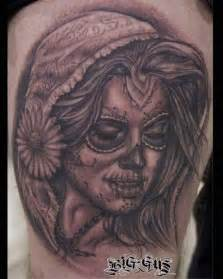 Tattoo sugar skull girl tattoo1 sugar skull girl tattoo2 sugar skull