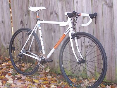 Handmade Cyclocross Bikes - plus one handmade cyclocross bike curtis magpie