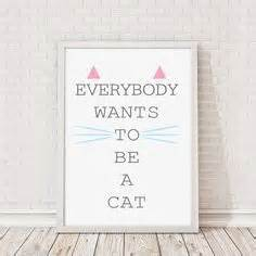 printable lyrics to everybody wants to be a cat beauty and the beast quote belle disney princess